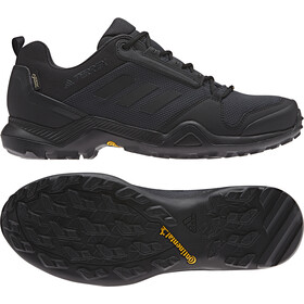 adidas TERREX AX3 Gore-Tex Hiking Shoes Waterproof Men core black/core black/carbon